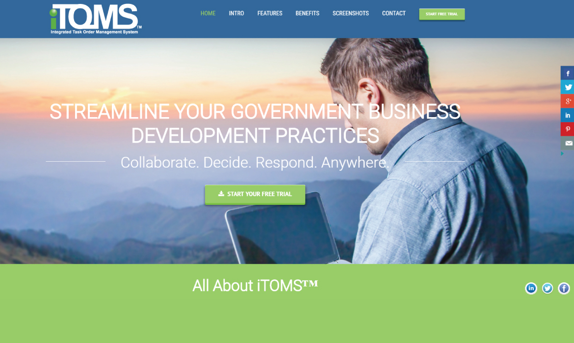 iTOMS Website